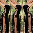 NEW Women Lace Lingerie Babydoll Underwear Dress G-string Nightwear Sleepwear