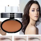 Shadow Definition Natural Eyebrow Powder Makeup Brow Stamp Palette Delicated