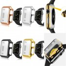 38/42mm For Apple Watch iWatch Thin Metal Plated PC Hard Protective Case Cover