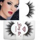 100% Real Mink Fashion Soft Long Natural Thick Makeup Eye Lashes False Eyelashes