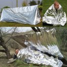 1PC Outdoor Emergency Folding Tent Blanket Sleeping Bag Survival Camping Shelter