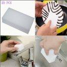 20PCS Cool Foam Magic Sponge Eraser Multi-functional Home Cleaning Cleaner Pad F