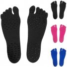 1Pair Adhesive Foot Pads Feet Sticker Stick On Soles Flexible Feet Protection FT