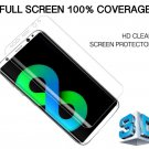 HD Clear Screen Film Protector Full Coverage For Samsung Galaxy S8 Plus 2PCS