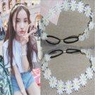 Women Sweet Cute Elastic Boho Sunshine Flower Hairband Party Gift Headband FT13