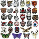 DIY Cool Embroidered Applique Iron On Patch design Sew Iron On Patch Badge FT