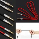 For Phone iPod 3.5mm Jack Male to Male Car Aux Auxiliary Cord Stereo Audio Cable