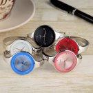 Charm Fashion Quartz Watch Women Stainless Steel Bracelet Analog FT