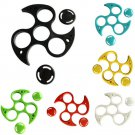 Without Bearing Frame Shell For Tri-Spinner Hand Spinner EDC Fidget Toy 1PCS
