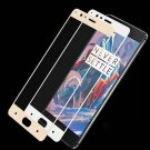 9H Full Covered Tempered Glass Film Screen Protector For Oneplus Three 3/3T FT
