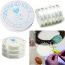 2PCS New Crystal Elastic Beading Cord String Thread For DIY Necklace Bracelet FT