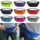 Waterproof Waist Pouch Running Belt Bum Fanny Pack Camping Sport Hiking Zip Bag