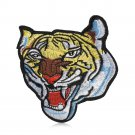 2PCS Embroidery Tiger Sew On Patch Badge Bag Hat Jeans Dress DIY Applique Craft
