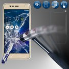 9H+ Clear Real Tempered Glass Screen Protector For Asus Zenfone 3 Max ZC520TL