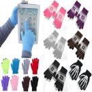 2016 New Magic Unisex Touch Screen Gloves Smart Phone Tablet Knit Warmer Mittens