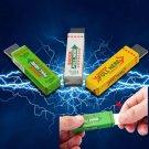 New Funny Electric Shock Chewing Gum Toy Shock Joke Gadget Prank Trick Gag Gift
