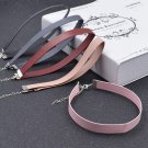 Vintage Charm Women Leather Choker Gothic Collar Necklace Chain Jewellery Gift