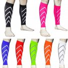 2PCS Calf Support Graduated Compression Leg Sleeve Sports Socks Outdoor Exercise