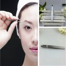 1 PC Fashion Cool Professional Eyebrow Tweezerette Tweezer Slant Tip