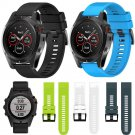 For Garmin Fenix 5X GPS Watch Quick Replacement Silicagel Install Band Strap