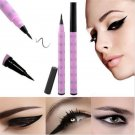 New Sexy Fashion Liquid Eyeliner Pencil Deep Black Color Makeup Pro Tool Gift FT