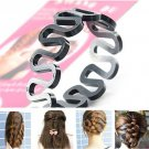 Cool Design French Hair Braiding Tool Roller With Magic hair Twist Styling Maker