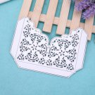 Greeting Card Stencil Cutting DIY Scrapbooking Card Diary Stamping Template 1PCS