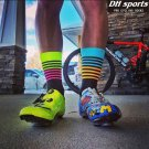 DH Sport Cycling Socks Unisex Soft Professional Breathable Sports Bike Socks FT