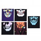 Halloween Clown Cycling Motorcycle Neck Tube Ski Scarf Face Mask Scarves 1PCS