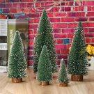 10/15/20CM PVC Christmas Tree Festival Home Office Party Ornaments Xmas Decor