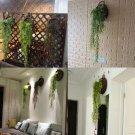 Artificial Fake Silk Flower Vine Hanging Garland Plant Garden Wedding Decor 1PCS