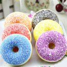 Squishy Squeeze Stress Reliever Soft Doughnut Scented Slow Rising Toys Gift 1PCS