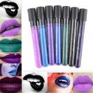Waterproof Long Lasting Gothic Lip Liquid Pencil Matte Lipstick Makeup Lip Gloss