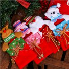 Cute Christmas Santa Ornaments Party Xmas Christmas Tree Hanging Decoration 1PCS