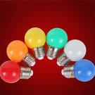 Colorful Led Bulb E27 Energy Saving Lamp Light festival decorative Light 1PCS FT