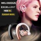 Fashion Stereo Wireless 4.1 Bluetooth Handsfree Earphone For iPhone Samsung 1SET