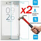 For Sony Xperia X Compact/Mini 2PCS 9H Premium Tempered Glass Screen Protector