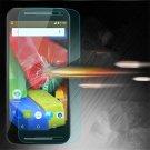 Amazing 9H Premium Real Tempered Glass Screen Protector for Motorola Moto G2 FT5