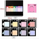 Kpop BTS BT21 Blackpink School Stationery Cute Memo Pad Stickers Sticky Notes
