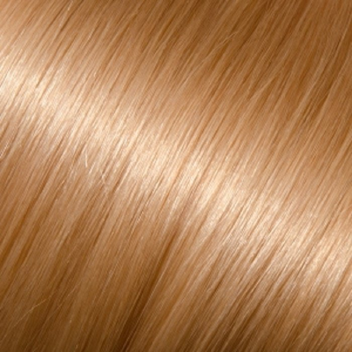 """Donna Bella 22"""" Pure Human Remy Hair I-Link Pro Straight #24 (Light Gold Blonde)"""