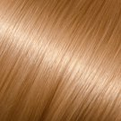 "Donna Bella 22"" Pure Human Remy Hair I-Link Pro Straight #24 (Light Gold Blonde)"