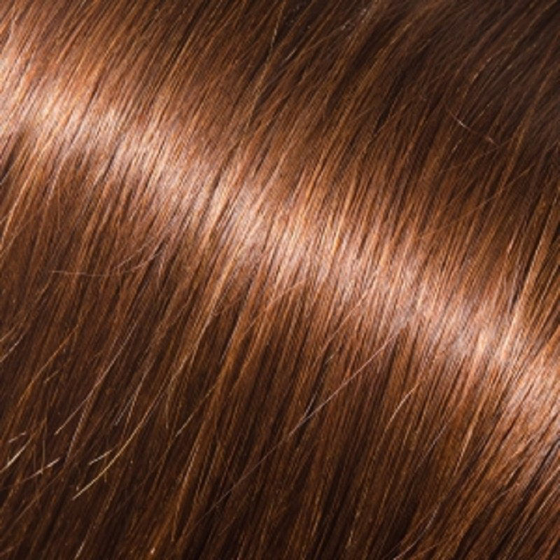 "Donna Bella 22"" Pure Human Remy Hair I-Link Pro Wavy #4 (Dark Brown)"