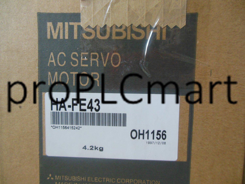 MITSUBISHI SERVO MOTOR HA-FE43 FREE EXPEDITED shipping HAFE43 NEW