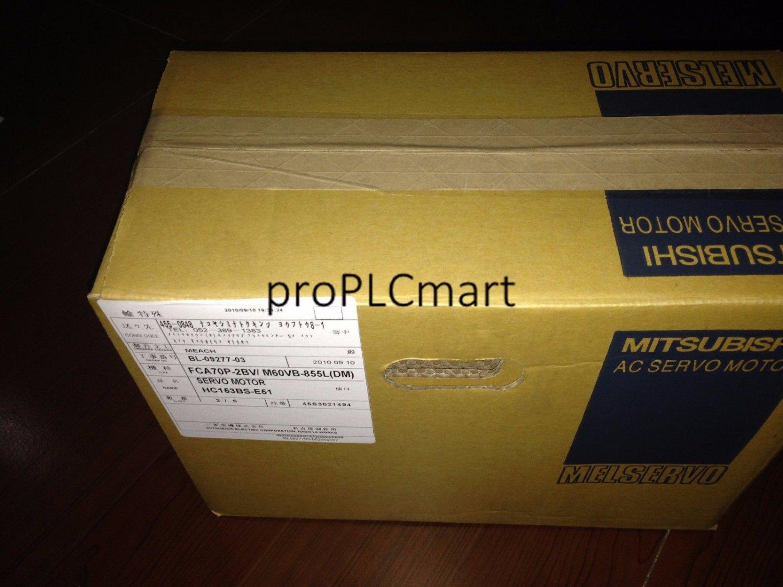 MITSUBISHI SERVO MOTOR HC153BS-E51 FREE EXPEDITED shipping HC153BSE51  NEW