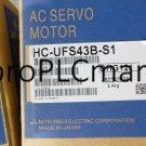 MITSUBISHI SERVO MOTOR HC-UFS43B-S1 FREE EXPEDITED SHIPPING HCUFS43BS1 NEW