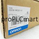 Omron PLC CS1W-MC221-V1 FREE EXPEDITED shipping CS1WMC221V1 NEW
