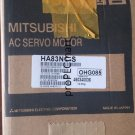 MITSUBISHI SERVO MOTOR HA83NC-S FREE EXPEDITED shipping HA83NCS NEW