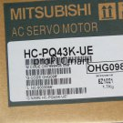 MITSUBISHI SERVO MOTOR HC-PQ43K-UE FREE EXPEDITED SHIPPING HCPQ43KUE NEW