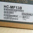 MITSUBISHI SERVO MOTOR HC-MF13B FREE EXPEDITED shipping HCMF13B NEW