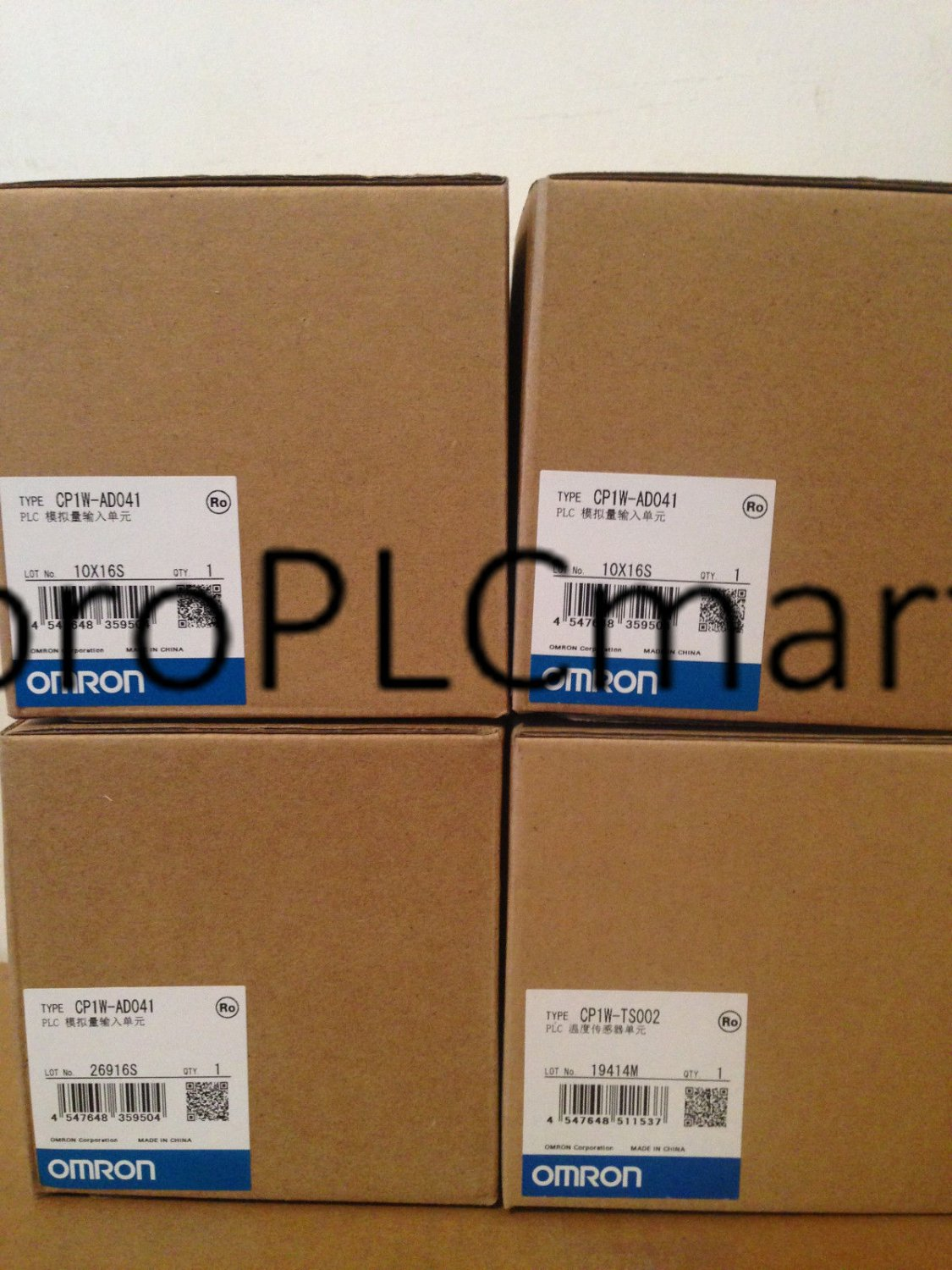 OMRON PLC CP1W-TS002 FREE EXPEDITED SHIPPING CP1WTS002 NEW